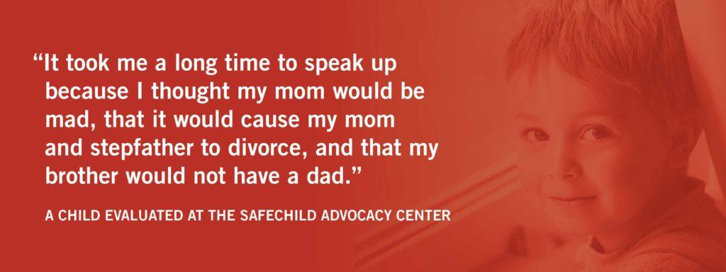 SAFEchild Advocacy Center - SAFEchild Raleigh NC