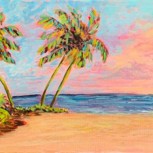 Breeze. 8x10 acrylic on canvas board. $100 unframed v2